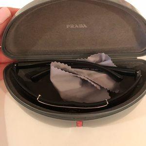 Men's Prada Sunglasses with case